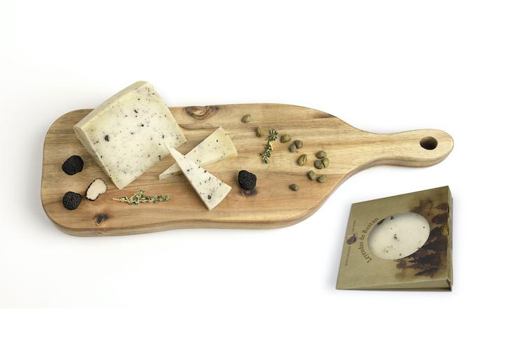 Prepare the cheese