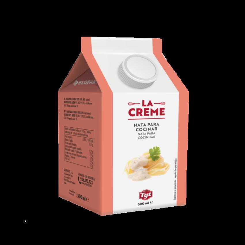 Nata Chef 18% Mg Lacreme 500ml