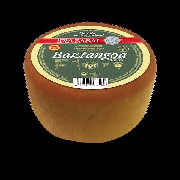Idiazabal Baztangoa Grande Entero Caja 3Kg