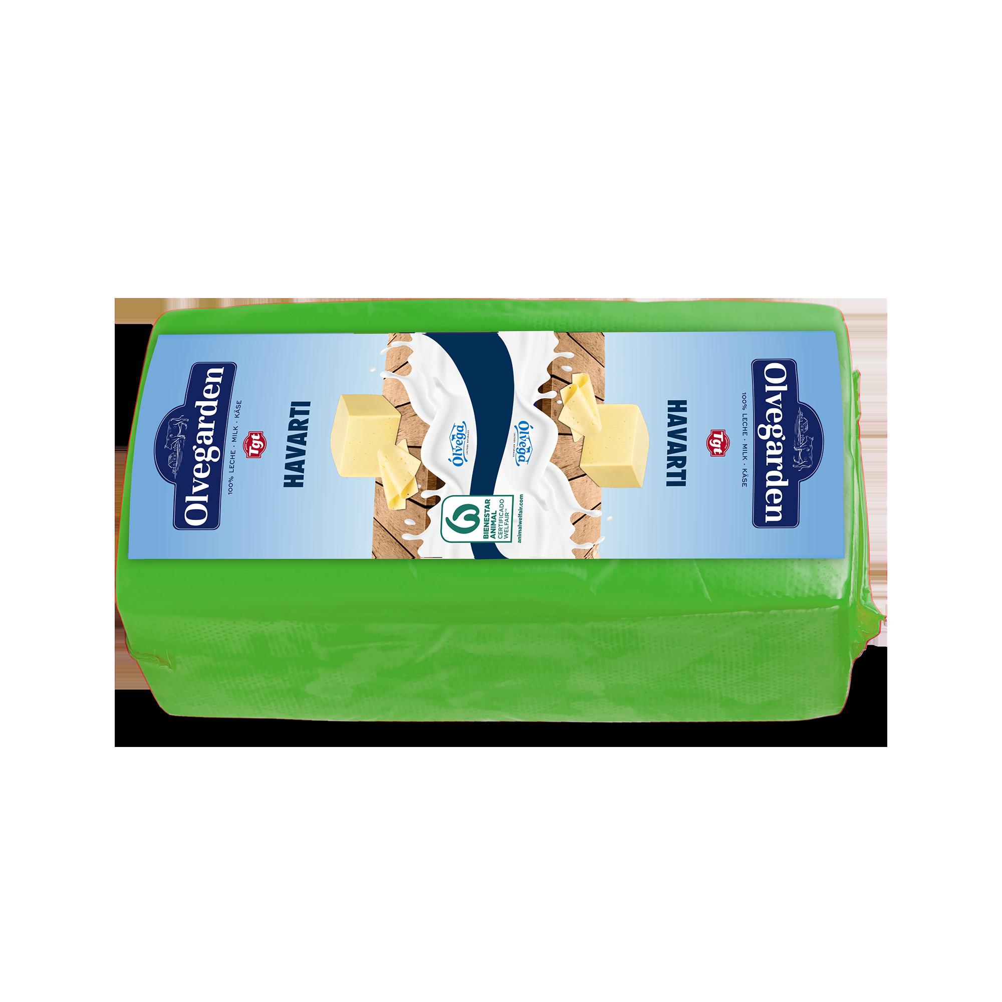 Olvegarden Barra Havarti 3,2kg